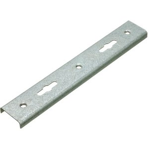 "Arlington 611 11"" Long Galvanized Channel Bar"