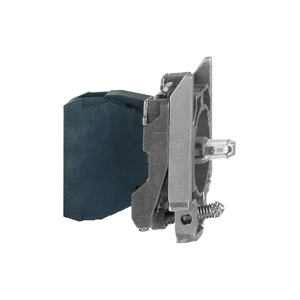 Square D ZB4BVM5 230-240V YEL PROTECTED LED W/MNT COLLAR