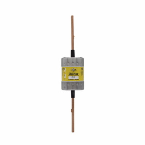 Eaton/Bussmann Series LPS-RK-250SPI Fuse, 250 Amp Class RK1 Dual Element, Time-Delay, Indication, 600V
