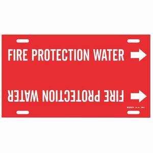 4060-F 4060-F FIRE PROT WATER/RED/F