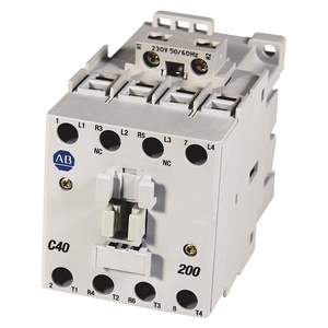 100-C40T400 IEC 40 A CONTACTOR