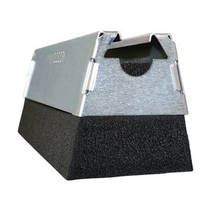 nVent Caddy RPS50H4HD Foam-Based Support, Steel/Polyethylene