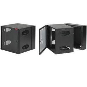 nVent Hoffman EWMS242425 Accessplus 24x24x25 Solid Blk