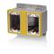 FDBX2-GY GY WETGUAR PVC DBL G FD BOX