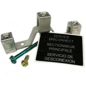 Eaton DG100NB Neutral Kit, 60-100A, Type DG, Safety Switches