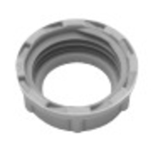 "Cooper Crouse-Hinds 938 Conduit Bushing, Insulating, 3"", Threaded, Plastic"