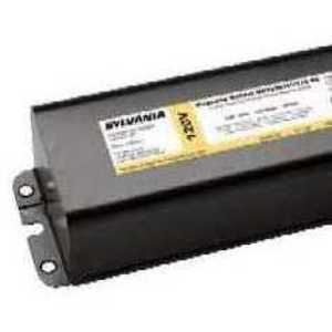 SYLVANIA MSB-12-0412-TP Sign Ballast, Magnetic, T12HO, 1-2 Lamp, 120V *** Discontinued ***