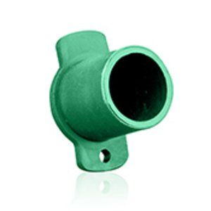 Leviton 16P22-UG Female, Protective Cap, 16 Series, Cam-Type Connector- Green