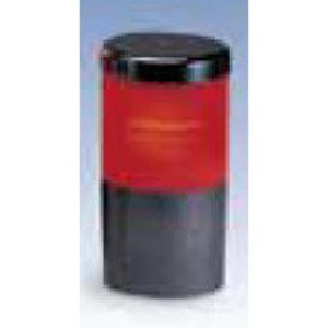 "Federal Signal LSB-024-240 Stack Light Base, 24 - 240VAC/DC, Pipe Mount 3/4"", Non-Metallic"
