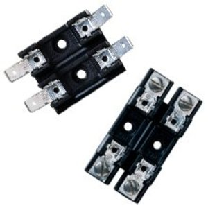 Eaton/Bussmann Series S-8301-1 300 VOLT 30 AMP GLASS FUSE BLOCK-1 POLE