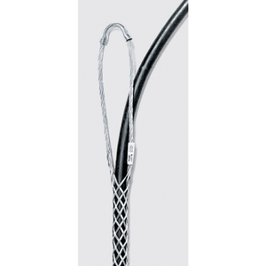 "Hubbell-Kellems 02206012 Hd Sgl Eye Sup Grip, 1.2-1.5"", Brz, Cls"