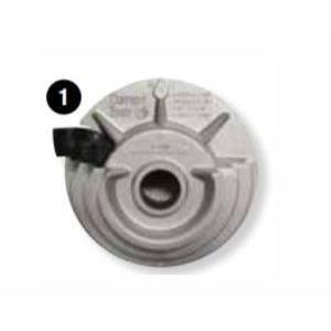 "Current Tools 2-1301 1/2"" Thru 1-1/4"" Rigid/IMC Bending Shoe"