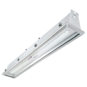 Rig-A-Lite RFNK2628004U Linear LED Hazardous Fixture, 4', 74W, 120-277V *** Discontinued ***