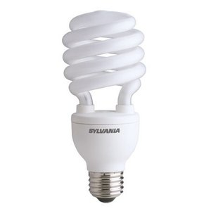 SYLVANIA CF23EL/MINI/827/CVP Compact Fluorescent Lamp, Mini-Twister, 23W, 2700K *** Discontinued ***