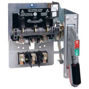 Allen-Bradley 1494F-N100 Disconnect Switch, Fixed Depth, Mechanism, 100A, Right Hand