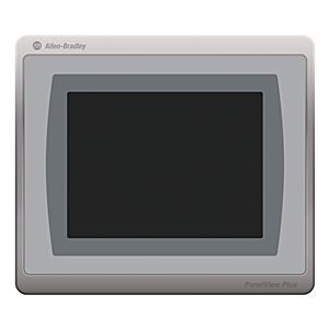 "Allen-Bradley 2711P-T6C21D8S Operator Interface, PanelView Plus, Touch Screen, 5.7"", Color, 24VDC"