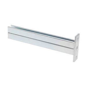 Eaton B-Line B297-24HDG Double Channel Bracket, Size: 24 Inch, Material: Steel, Finish: HDG