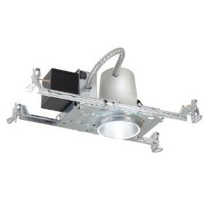 Halo H36LVTAT Low Voltage Housing, Non-IC, Air-Tite, Shallow Ceiling, 3""