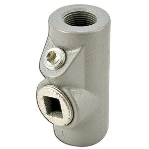 "Appleton EYSEF100 Sealing Fitting, Vertical/Horizontal, 1"", Explosionproof, Malleable"
