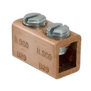 Ilsco CO4DD ILSCO CO4DD CU MEC 4-14 B UR CSA 19