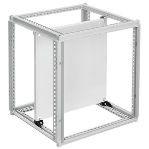 nVent Hoffman P2P86 Full Subpanel, 800 x 600 mm, Steel/White