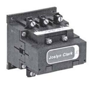 Joslyn Clark 5DP1-5051-11 Contactor, Definite purpose, DC Drive, 3P, 30A, 120VAC Coil