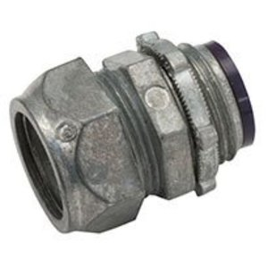 Hubbell-Raco 2836 1-1/2 Inch EMT Insulated Compression Connector