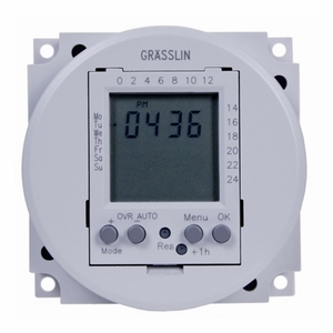Intermatic FM1D20-120U Electronic Time Switches, Electronic, 24-hour/7-day Module