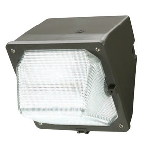 """Atlas Lighting Products WLSG-100HPK Wall Light with Glass Lens, 9"""""""
