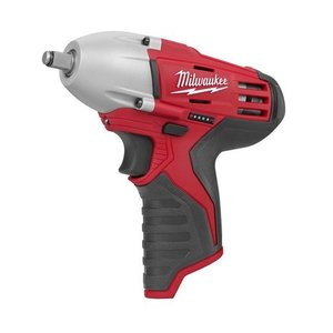 "Milwaukee 2451-20 M12 Cordless 3/8"" Sq. Drive Impact Wrench (Tool Only) *** Discontinued ***"