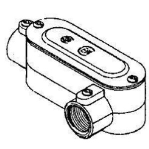 LRLCOM08 LRL FIT 2 AL RIG COV/GASK