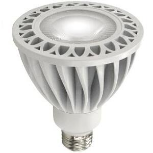 TCP LED14E26P3030KFL Dimmable LED Lamp, PAR30, 14W, 120V, FL40