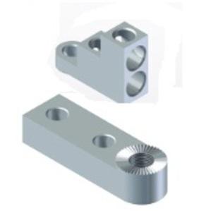 Connector Manufacturing Company RL-PV2750T-SB CMC RL-PV2750T-SB TWO HOLE LUG -