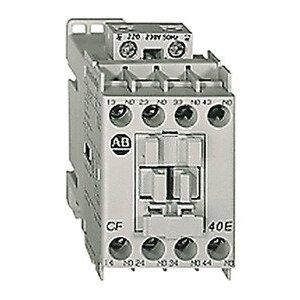 Allen-Bradley 700-CF400D Relay, Industrial, IEC, 4P, NO, 120VAC Coil