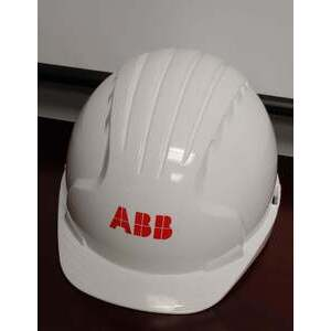 Protective Industrial Products 280-EH-EV6151-10-W/ABB EVOLUTION DELUXE 6151 HARD HAT WHITE