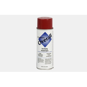 Bizline V2414830 Spray Paint, Orange, 10oz Aerosol Can