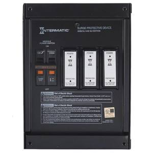 Intermatic IG2240-IMSK Surge Protection Device, Type 1 Metal