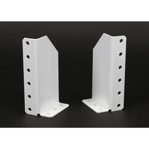 Wiremold ECB-2RUMB 2RU MOUNTING BRACKETS