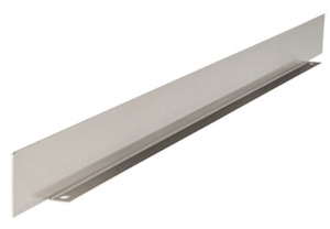 """nVent Hoffman CT33DSS Cable Tray Divider Straight Section, 3""""x3""""/120"""""""