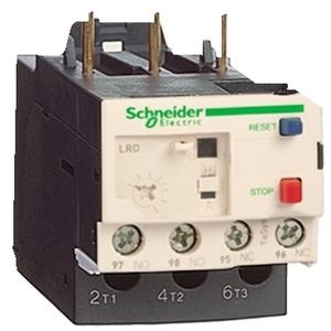Square D LRD046 BIMETALLIC O/L REALY 575VAC 0.63A IEC .