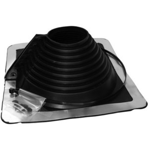 "Morris Products 14751 1/4"" to 4"" Retrofit Roof Flashing"