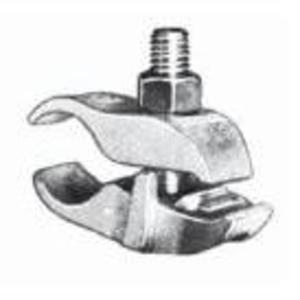 "Appleton PC-50PAR Conduit Clamp, 1/2"", Parallel, Malleable Iron"