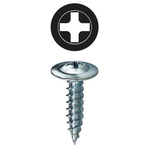 "Dottie KWBK812 8"" x 1/2"" K-Lath Screw"
