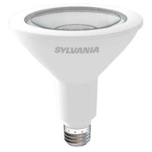 SYLVANIA LED13PAR38850FL4510YVRP2 LED Lamp, PAR38, 13W, 120V, FL45