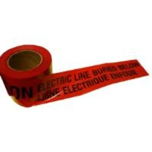 TAPEBURIED RED BURIED CBLE 3X500FT 2ML
