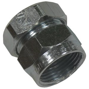 "Appleton TWR-125 EMT Combination Couplings, EMT to Rigid, 1-1/4"", Steel"