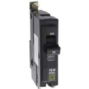Square D QOM2150VH Breaker, Main, 150A, 2P, 120/240VAC, 22kAIC, Type QOM2