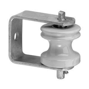 AN428 MIE CLEVIS DEAD END C/W INSULATOR