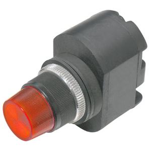 LEDtronics RPLL16-CYF LDT RPLL16-CYF LENS CLEAR YELLOW
