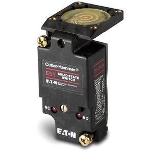Eaton E51SCL Sensor Body, Photoelectric, Limit Switch Style, 120VAC, E51 Series